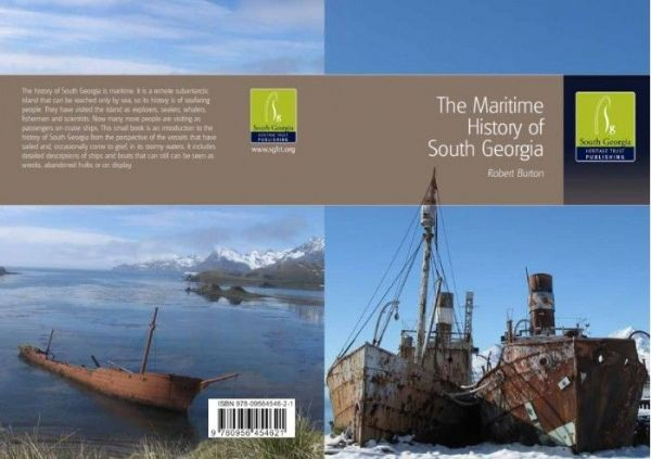 The Maritime History of South Georgia